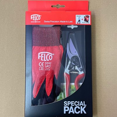 Felco Model 8 & Felco XL Gloves Gift Box