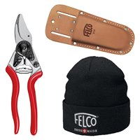 L75GIFTSETBUNDLE Felco Model 6 Compact Secateurs